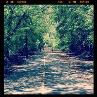 Photo taken at Grove-Cedar Bike Path by Coco on 5/12/2012