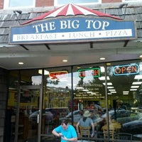 Photo taken at Big Top Deli by Tyler L. on 7/24/2012