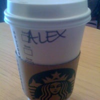 Photo taken at Starbucks by Alexander(800)518-7205 H. on 4/1/2012