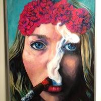 Photo taken at Regis Center for Art by Katelyn P. on 4/20/2012
