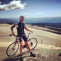 Photo taken at Mont Ventoux by Arthur A. on 9/13/2012