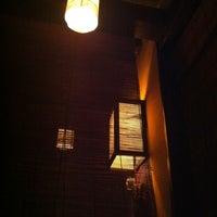 Photo taken at Zenkichi by Nicholas D. on 3/28/2012