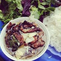 Photo taken at Bún Chả Tuyết by Thuỳ M. on 4/20/2012