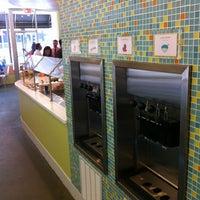 Photo taken at Yotopia Frozen Yogurt by Jeff S. on 7/12/2012