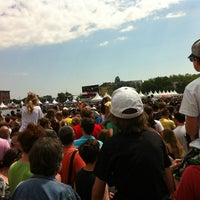 Photo taken at Red Bull Flugtag by Mer L. on 5/28/2012