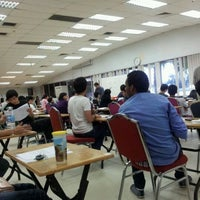 Photo taken at Exam Hall by avidave ★. on 5/8/2012
