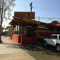 Photo taken at Panchos Tacos by Norman B. on 8/18/2012