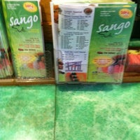 Photo taken at Sango Sushi by Edward R. on 8/10/2012