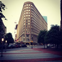 Photo taken at Boston Park Plaza by Yue T. on 5/30/2012