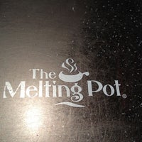 Photo taken at The Melting Pot by Scheherazade W. on 4/11/2012