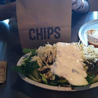 Photo taken at Chipotle Mexican Grill by Aneesha K. on 3/4/2012