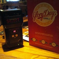 Photo taken at Glory Days Grill by MajicBaby on 6/13/2012