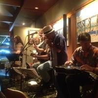Photo taken at Irregardless Cafe by Janet K. on 8/19/2012