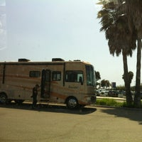 Photo taken at LAX Cell Phone Waiting Lot by Boris on 7/4/2012