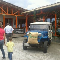Photo taken at Recuca (Recorrido de la Cultura Cafetera) by Paul Alexander R. on 4/5/2012