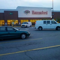 Photo taken at Hannaford Supermarket by Tyler L. on 7/24/2012