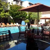 Photo taken at Sheraton Palo Alto Hotel by Bo E. on 7/10/2012