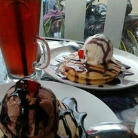 Photo taken at Coklat Cafe by Kie F. on 3/11/2012