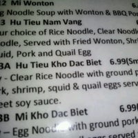 Photo taken at Viet Huong by Sarah M. on 7/20/2012