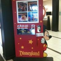 Photo taken at Holiday Inn Hotel & Suites Anaheim (1 Blk/Disneyland®) by Erika M. on 3/12/2012