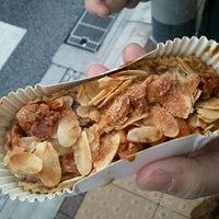 Photo taken at 濱田家 太子堂店 by 大串 梨. on 4/15/2012