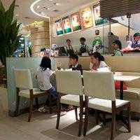 Photo taken at MOS Burger by Kanzai Y. on 2/5/2012