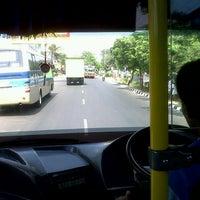 Photo taken at Bekasi Trade Center by Hari S. on 7/30/2012