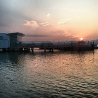 Photo taken at NY Waterway Ferry Terminal Port Imperial by NY Waterway M. on 8/3/2012