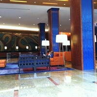 Photo taken at Hilton Baltimore by David A. on 8/1/2012