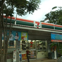 Photo taken at 7ELEVEN@PTT Namom by อัจฉรา on 8/13/2012