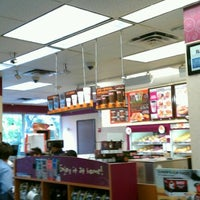 Photo taken at Dunkin' Donuts by Chris M. on 4/26/2012