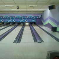 Photo taken at Casey's Lanes by Charles L. on 5/17/2012