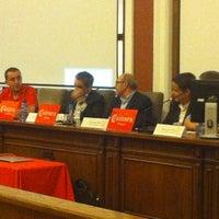 Foto tirada no(a) Cámara de Comercio e Industria por Félix @. em 6/26/2012