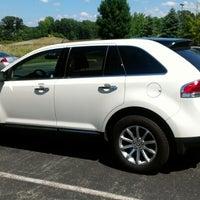 Photo taken at CLE Rental Car Center by John R. on 8/2/2012