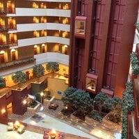 Photo taken at Renaissance Dallas Richardson Hotel by Pedro M. on 5/12/2012