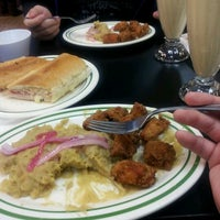 Photo taken at Caridad Restaurant by Steven F. on 3/25/2012