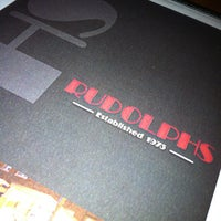 Photo taken at Rudolphs Bar-B-Que by Ian C. on 2/23/2012