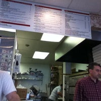 Photo taken at Taste Pizzeria by .oo. on 3/30/2012