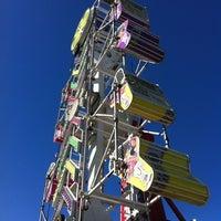 Photo taken at Sonoma County Fairgrounds by Josiah B. on 7/28/2012