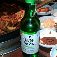 Photo taken at Chunchun Chicken Galbi by Jenny L. on 2/17/2012