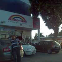 Photo taken at Arco Iris Supermercado by Energias R. on 4/30/2012