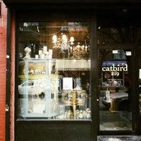 Photo taken at Catbird by Yujiro N. on 3/2/2012