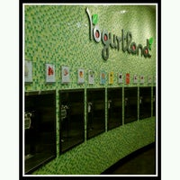 Photo taken at Yogurtland by Brian R. on 4/12/2012