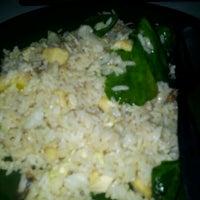 Photo taken at Raizann seafood putra perdana by Mizz Irma on 4/19/2012
