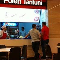 Photo taken at Polen Tantuni by Katrin on 5/29/2012