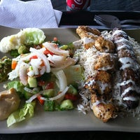 Photo taken at Damas Grillhouse & Juice Bar by Jim S. on 3/1/2012