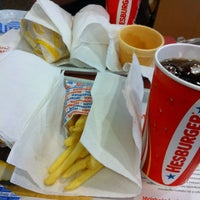 Photo taken at Hesburger by Sandra I. on 6/20/2012