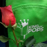 Photo taken at King of Pops by Lynn G. on 2/14/2012