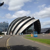 Photo taken at Clyde Auditorium by Alberto D. on 7/25/2012