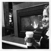Photo taken at Starbucks by Teaspout on 7/12/2012